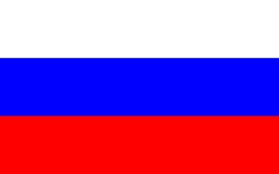 Rusia - bandera