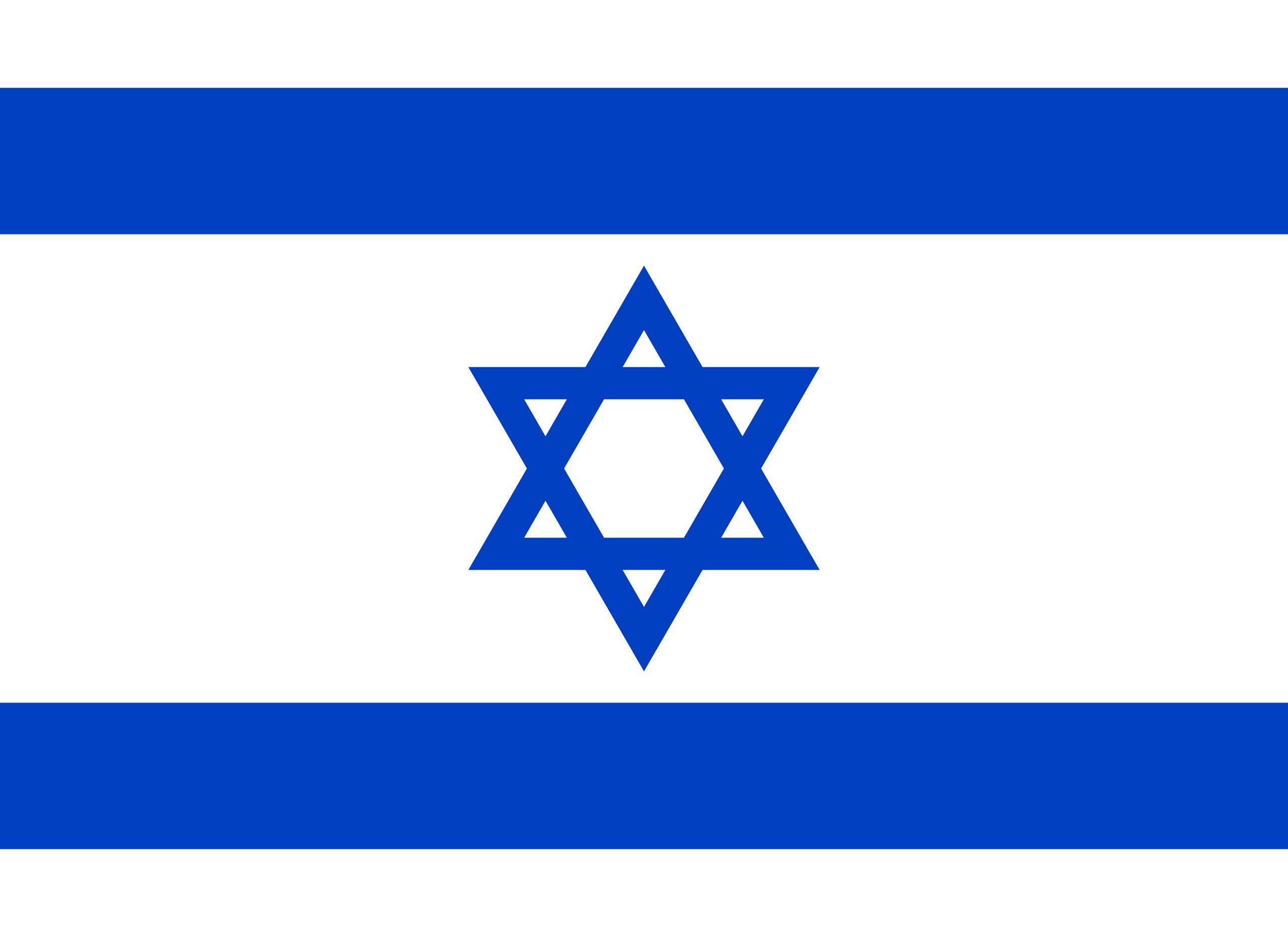 Israel - bandera