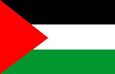 Palestina - bandera