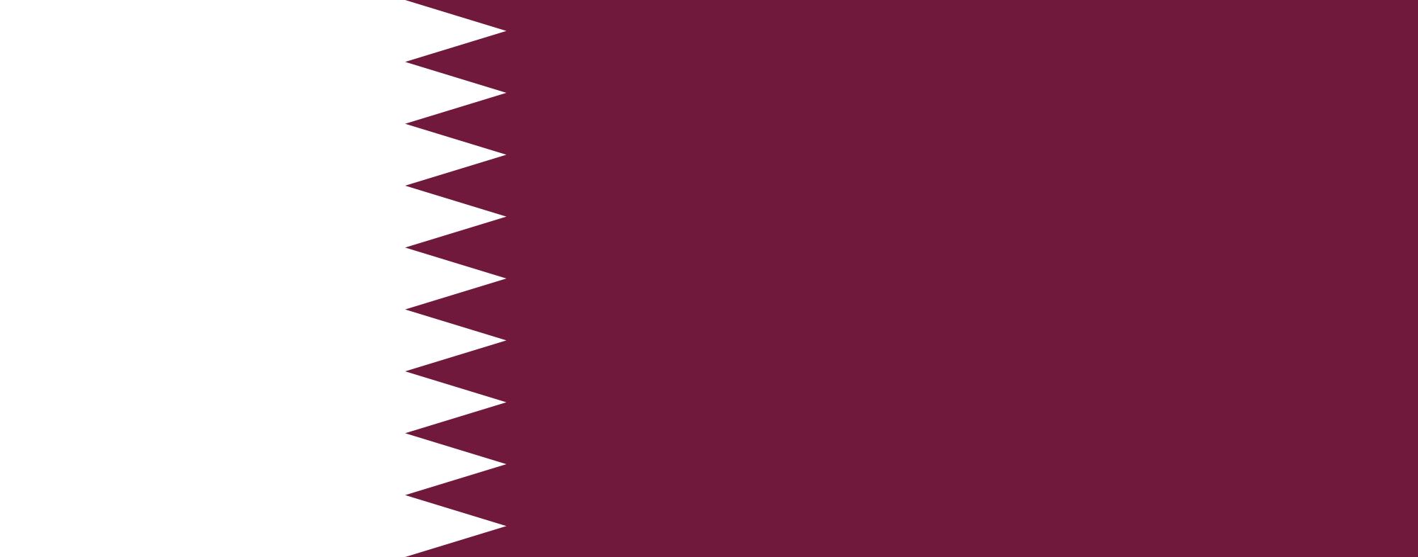 Qatar - bandera