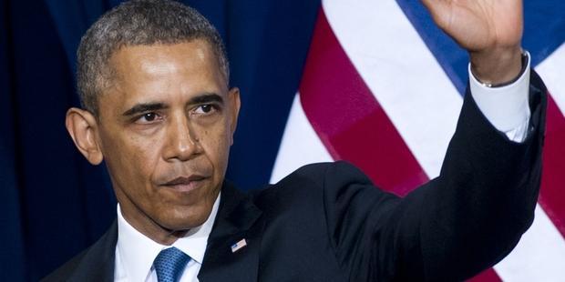 Barrack Obama - © SAUL LOEB-AFP-Getty Images