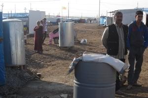 Domiz, Kurdistán iraquí @Amnesty International