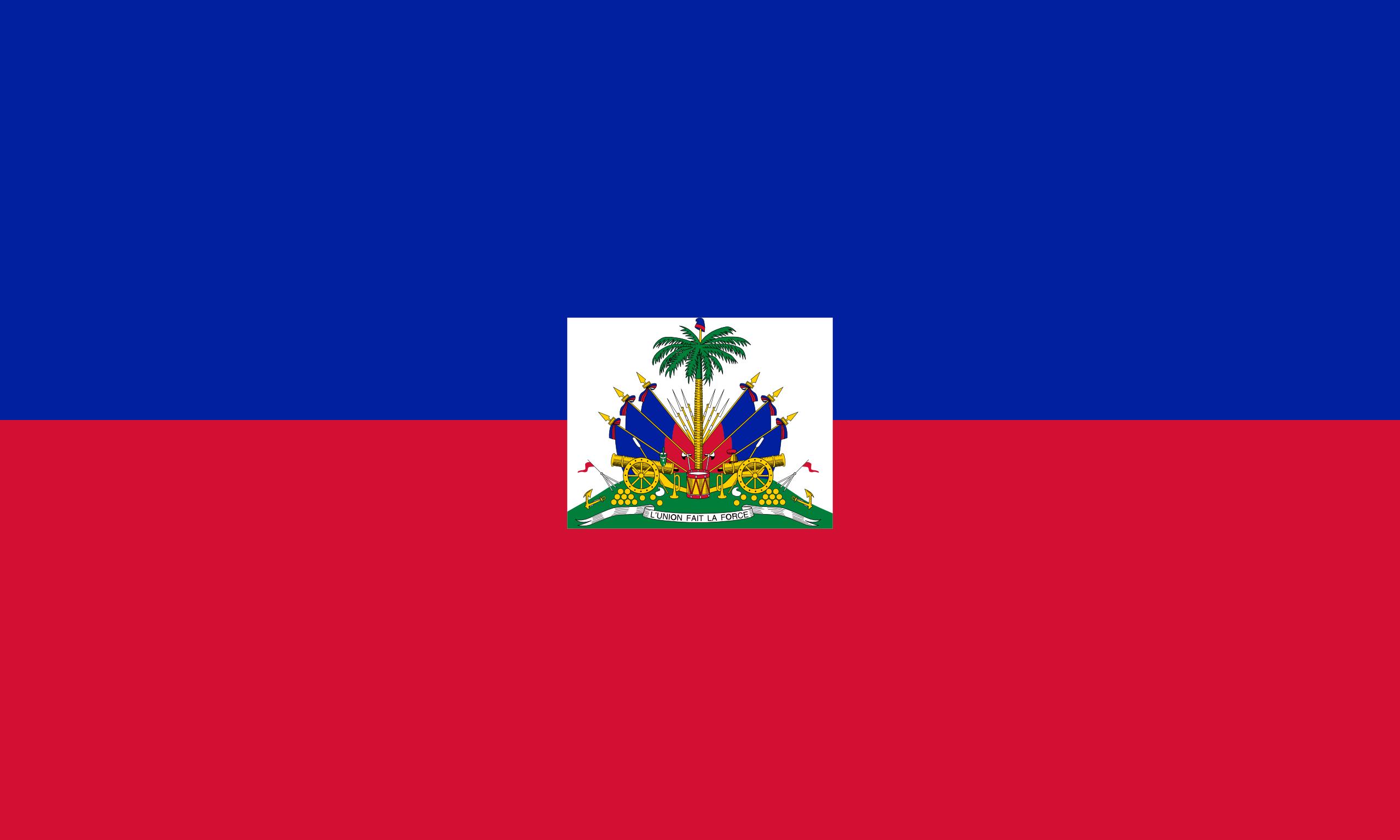 Haiti - bandera