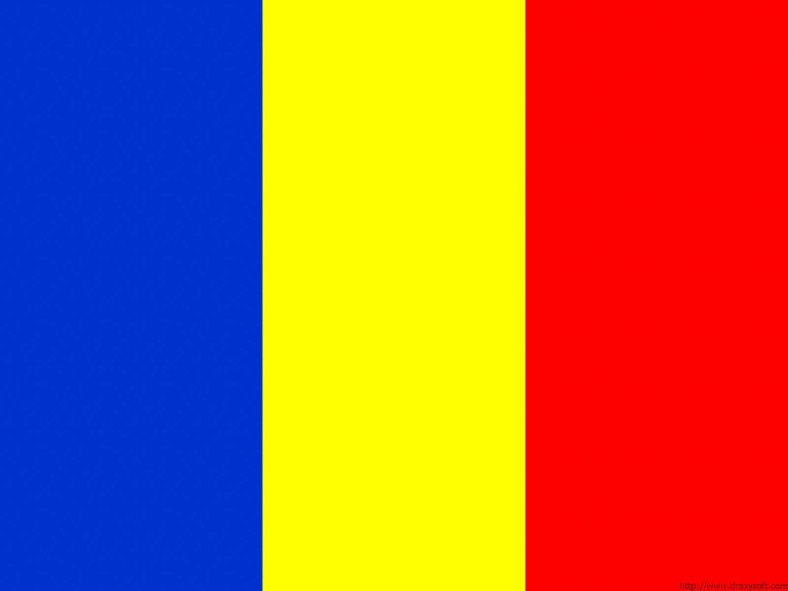 Rumanía - bandera