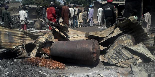 Nigeria - crímenes de lesa humanidad