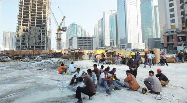 Qatar - construcción