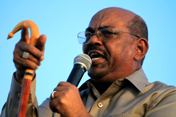 Sudán - Omar al-Bashir