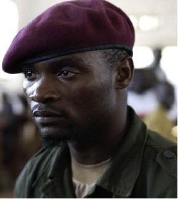 República Democrática del Congo - Germain Katanga