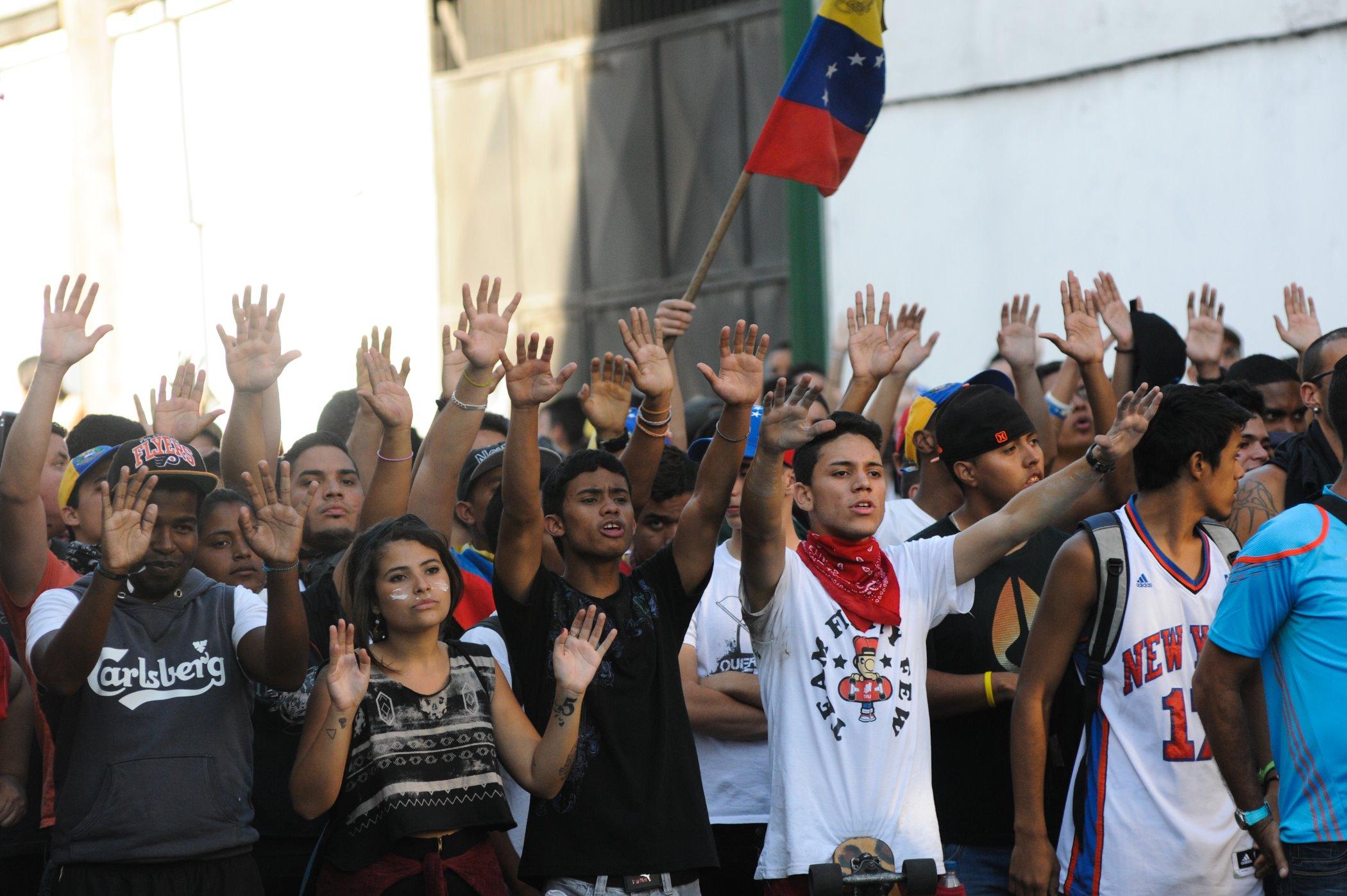 Venezuela - manifestaciones 03