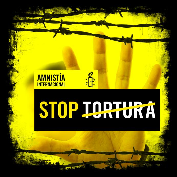 AMNISTIA STOP TORTURA