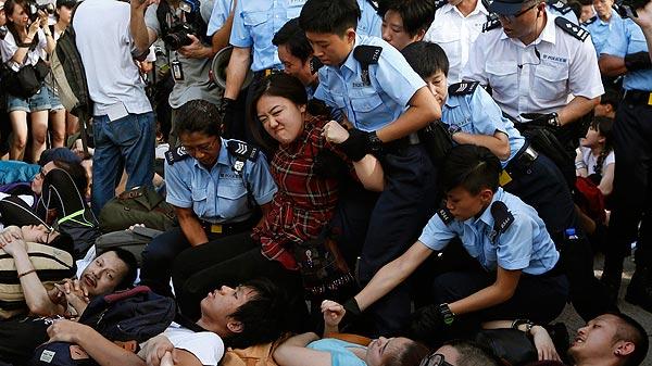 HONG KONG IMAGEN DE NOTICIA