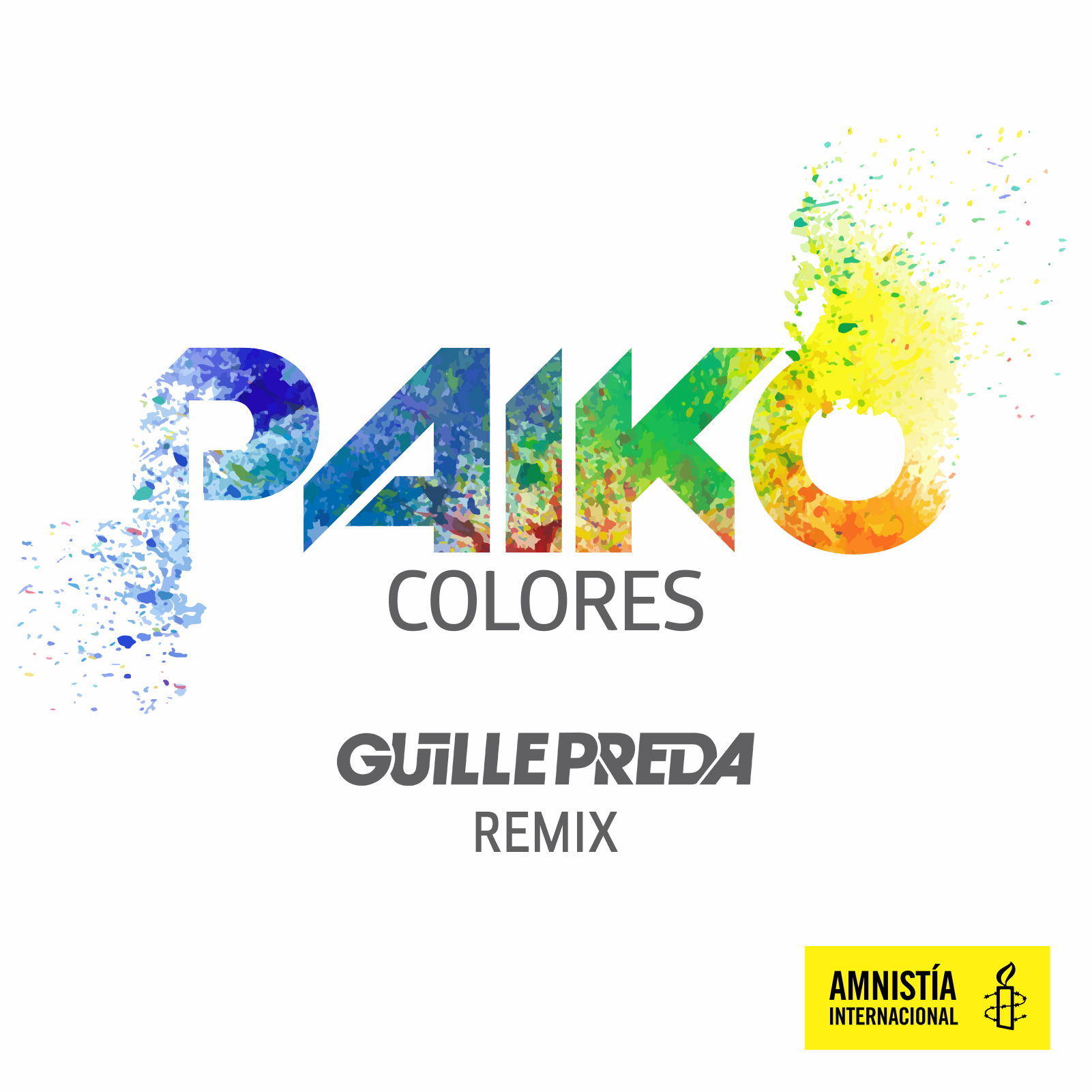 Artwork Colores (Guille Preda Remix)